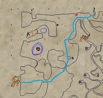 How To Get To The Minotaur Caves in DSH