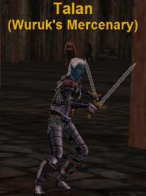 Everquest Mercenary Guide