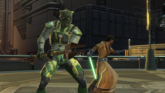 Jedi Sage Screenshot