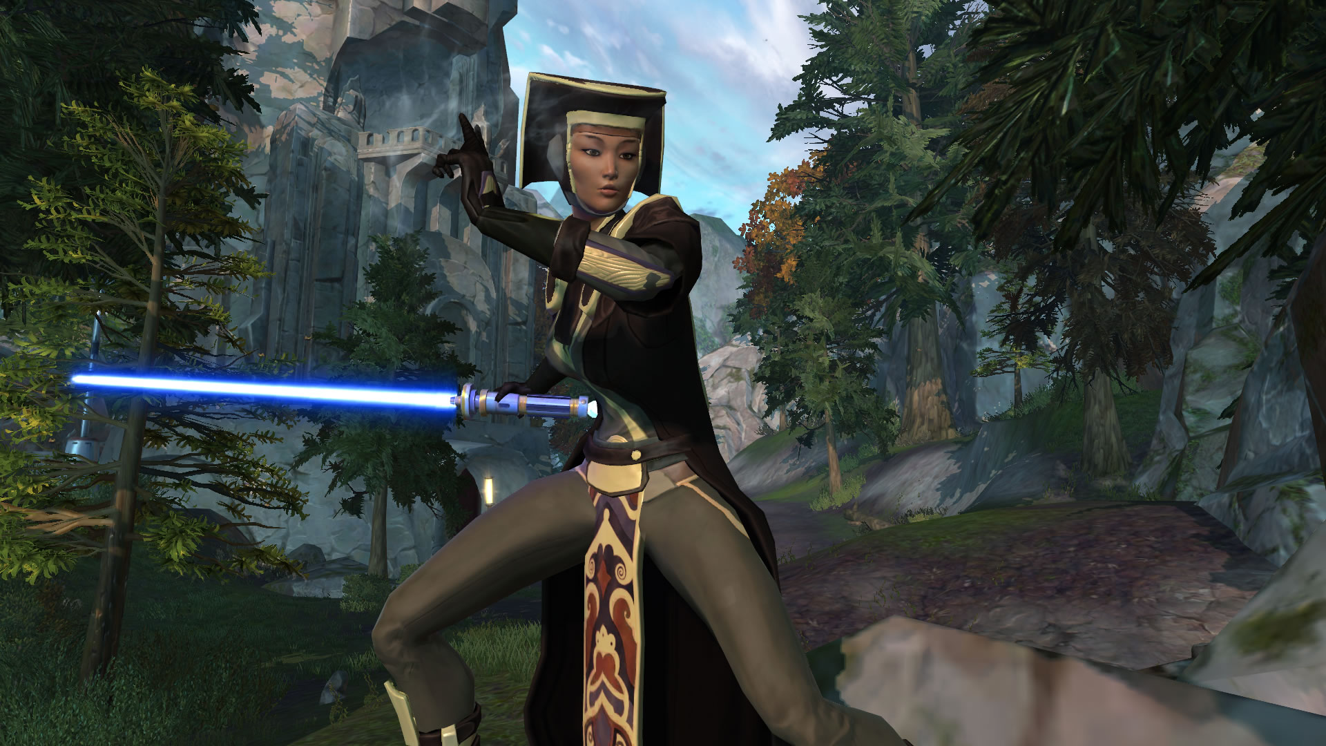 Jedi Consular Screenshot