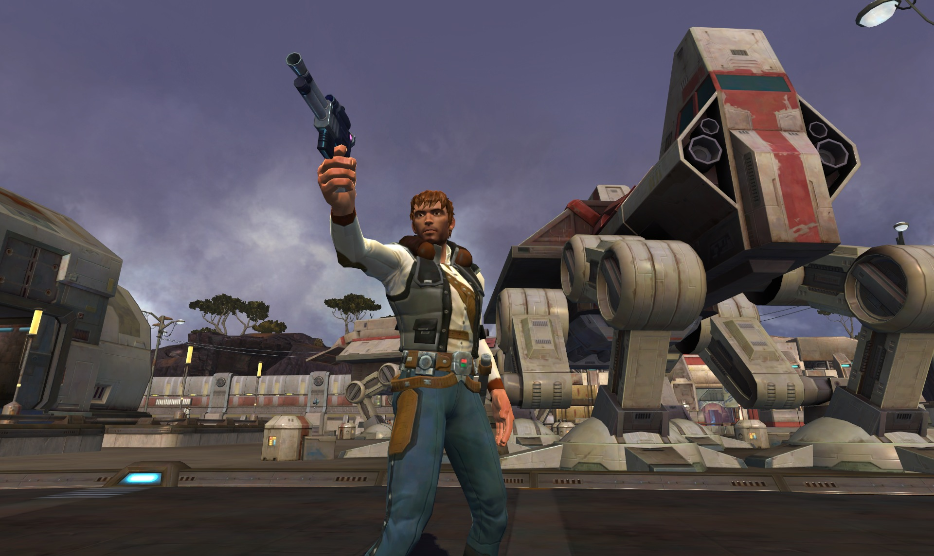 Smuggler Screenshot