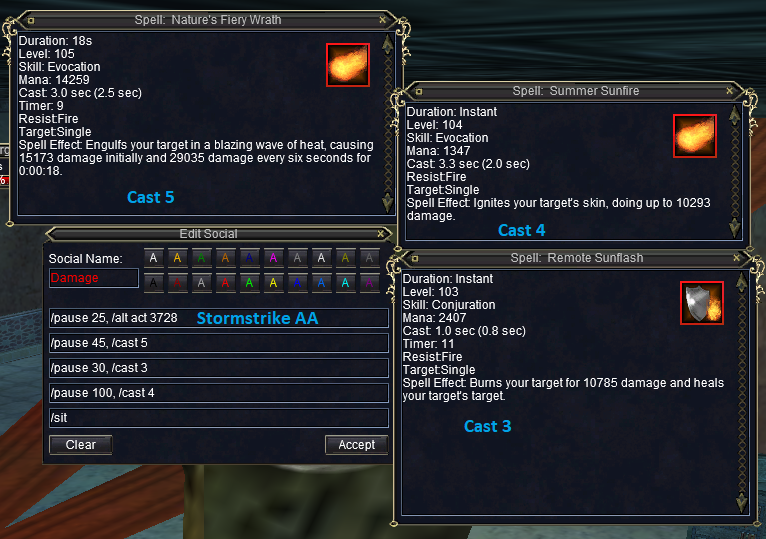 Ultimate guide to eq2 macros