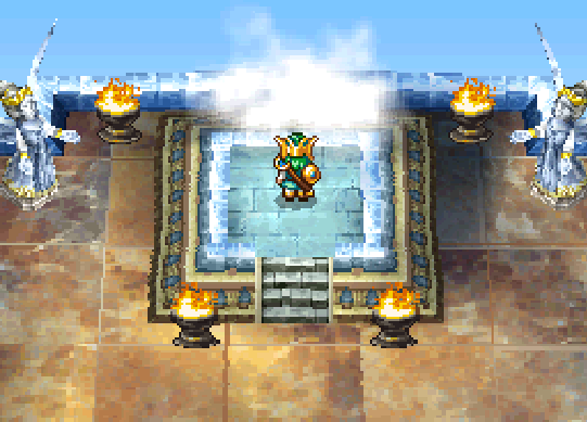 Cloud to Zenithia
