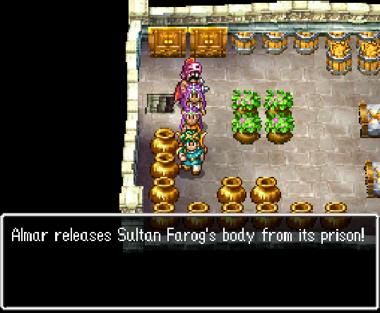 Sultan Farog Body Location