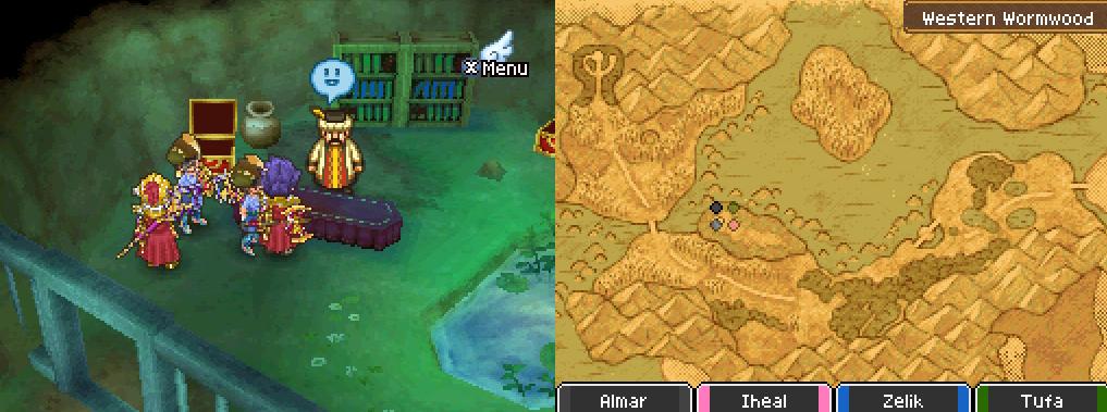 Dragon Quest 9 Lucky Pendant