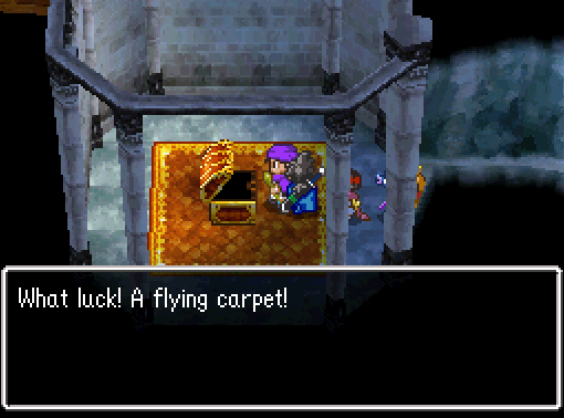 Flying Carpet Acquired