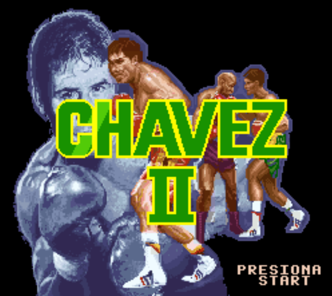 Chavez 2 Title Screen